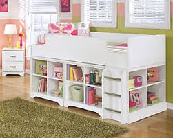 Bunk Beds Kids Sleep Is A Parents Dream Ashley Furniture HomeStore - Kids bunk bed with desk