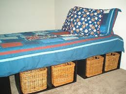 Make A Platform Bed With Storage by How To Make A Platform Bed With Storage Hunker