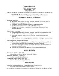 Summary Of Qualifications Sample Resume by Resume Summary Of Qualifications Examples For Resume Best