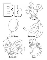 coloring book letter coloring fine motor