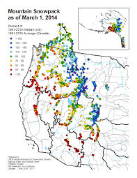 Southern Colorado Map by Southern Rockies Nature Blog March 2014