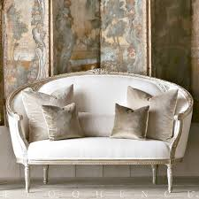 eloquence versailles canape silver sofa french style loveseat