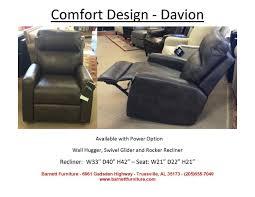 Leather Rocker Recliner Swivel Chair Barnett Furniture Recliners