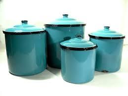 Vintage Kitchen Canister Set 28 Blue Kitchen Canister Set 25 Best Ideas About Canister