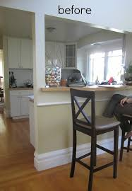 Before And After Kitchen Makeovers Fresh White Kitchen Makeover Before And After Classic Casual Home