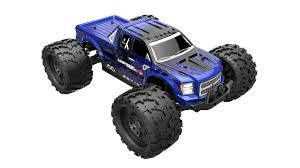 racing monster trucks landlide xte 1 8 scale brushless electric monster truck