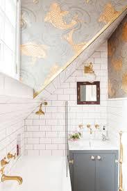 Bathrooms Design Top 25 Best Powder Room Wallpaper Ideas On Pinterest Powder