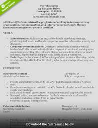 Resume Sample For Human Resource Position by How To Write A Perfect Human Resources Resume