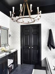 Black Ceiling Basement by Here U0027s Why You Should Paint Your Ceiling Black The Accent