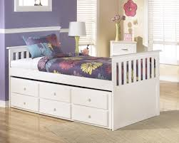 lulu captains bed with trundle storage beds kids room bernie