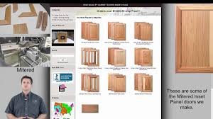 How To Measure Kitchen Cabinet Doors How To Buy Kitchen Cabinet Doors Online Youtube