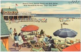 belmont hotel private beach and bath house west harwich by the