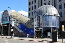 Tower Gateway DLR station
