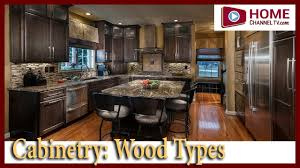 Kitchen Cabinet Wood Types Overview On Cabinet Wood Types Kitchens Youtube