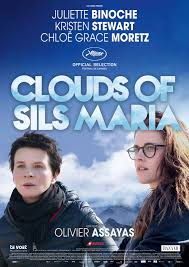 Las nubes de María (Clouds of Sils Maria) Viaje a Sils Maria