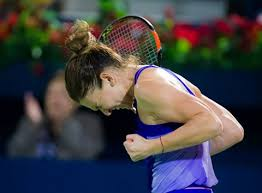 Halep beats Keys in Montreal final  wins  rd title of          Women s Tennis Blog Simona Halep won her third WTA title of       beating Madison Keys             in Sunday     s final at the Rogers Cup in Montreal