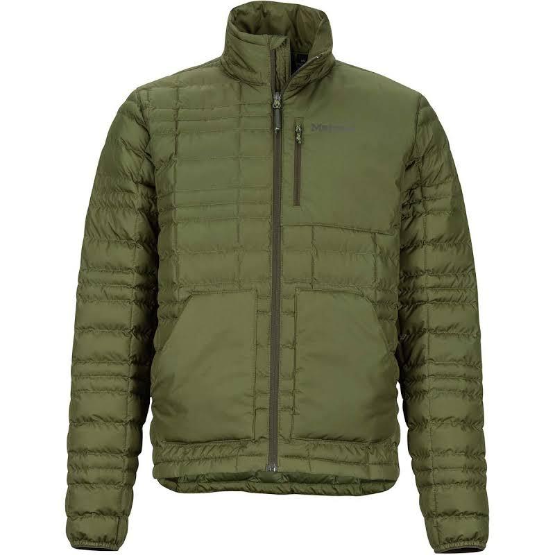 Marmot Istari Jacket Bomber Green Large 74150-4804-L