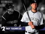 Colorado Rockies TROY TULOWITZKI wallpaper