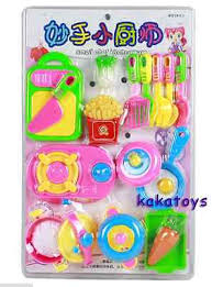 Kids Plastic Play Kitchen by 17pcs Children Kids Kitchenware Cookware Food Plastic Toy Kitchen