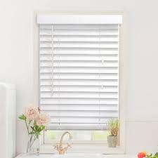 cut to order faux wood blinds 72 u0027 u0027 length