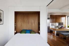 Tiny Studio Apartment With Ingenious Interior Design Solutions - Interior design studio apartments