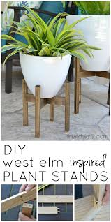 West Elm Outdoor by West Elm Plant Stand 5097
