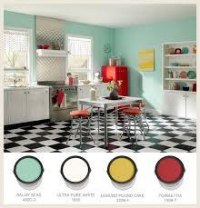 Retro Kitchens Best 25 50s Style Kitchens Ideas On Pinterest 50s Decor 50s
