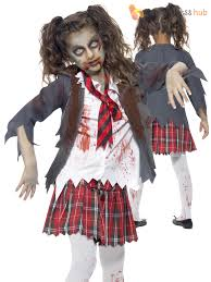 zombie boy halloween costume age 7 15 girls zombie cheerleader costume halloween fancy
