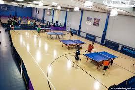 Table Tennis Tournament by Glendale Homenetmen Hosts International Table Tennis Tournament