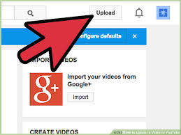 How Do You Upload A Resume Online by 3 Ways To Upload A Video To Youtube Wikihow