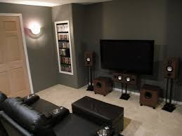 room simple home theater room setup decorations ideas inspiring