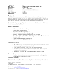 Best Resume Qualifications by Good Resume For Bank Teller Mind Mapping Program Free