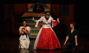 Peter Pan y Wendy, la Sirenita, Mary Poppins y el Deshollinador, el joven Arturo y el mago Merlín, Blancanieves y el Príncipe... catorce artistas, ... - 658188_1