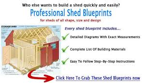 Diy 10x12 Shed Plans Free by Diy Shed Blueprints U0026 Plans For Building Durable Wooden Sheds