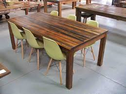 Best Recycled Timber Images On Pinterest Furniture Ideas - Timber kitchen table