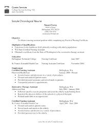 Resume For Nurses Free Sample by Waitress Resume Samples Job Duties Of Cna Description Cna Nurse