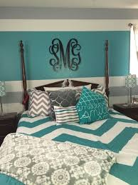 Teal And Purple Bedroom by Best 20 Gray Turquoise Bedrooms Ideas On Pinterest Yellow Gray