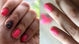 nail art stamping tutorial at home easy step by step guide