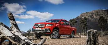 the mercedes benz x class pickup meets lifestyle