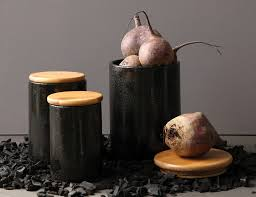canisters kitchen decor decorative accessories moocowmeadows