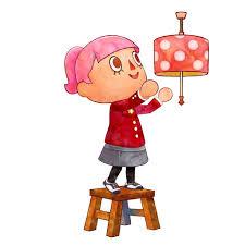 Home Design Cheats Iphone Female Villager Animal Crossing Happy Home Designer Happy