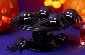 cake pops halloween recipe spider pops recipe halloween food tesco real food