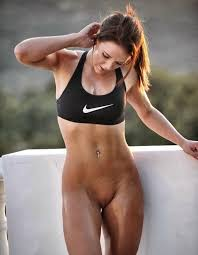female athlete naked|43 ...