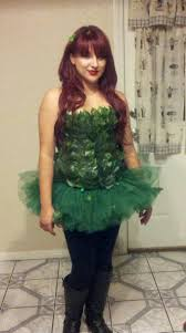 Poison Ivy Halloween Costume Kids Poison Ivy Bored Bloomington