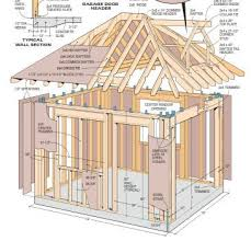 169 best shed images on pinterest how to build building plans