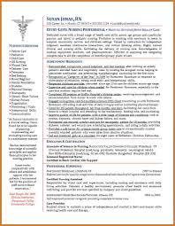 Sample Rn Resume 1 Year Experience by Entry Level Nurse Resume Berathen Com