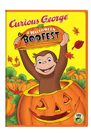 Halloween Wedding Save The Date by Amazon Com Curious George A Halloween Boo Fest Frank Welker