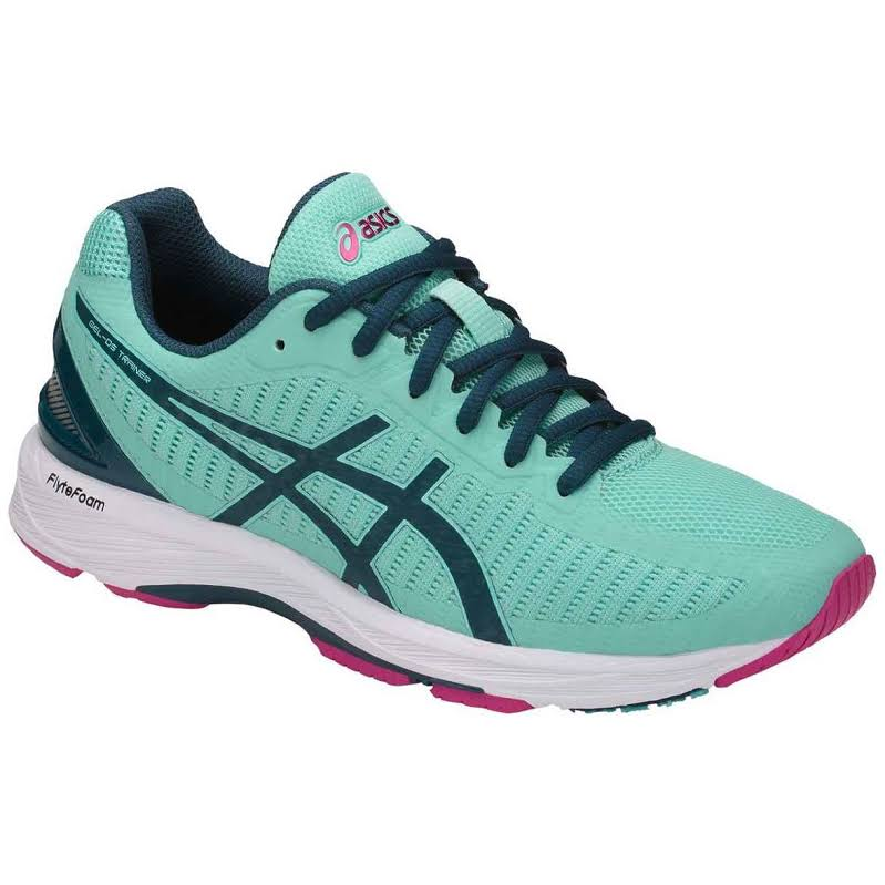ASICS Gel-DS Trainer 23 Running Shoes Blue- Womens