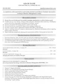Business management  Resume and Business on Pinterest Pinterest Good MBA  Business Management or Sales candidate resume