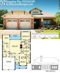plan 915006chp compact three bedroom craftsman house plan